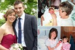 KISAH CINTA : Lahir di Waktu dan Bangsal Sama, Pasangan Ini Menikah