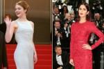 Emma Stone dan Katrina Kaif (Dawn.com)