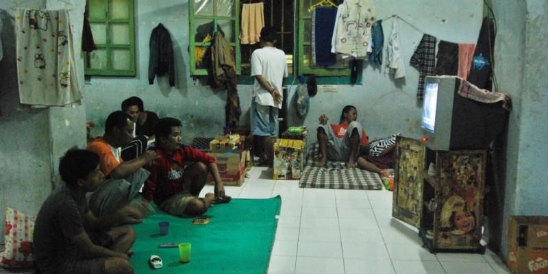 FOTO BANGUNAN CAGAR BUDAYA : Begini Penjara dalam Benteng