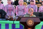 Muhammadiyah Expo 2015 di Monas dibuka Mufidah Jusuf Kalla, Kamis (28/5/2015). (JIBI/Solopos/Antara/Indrianto Eko Suwarso)