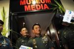 Peresmian Museum Media di Mabes TNI, Selasa (5/5/2015). (JIBI/Solopos/Antara/Indrianto Eko Suwarso)