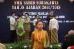 FOTO SMK SAHID SOLO Wisuda 125 Lulusan