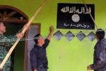 FOTO TEROR ISIS : Ini Bukti ISIS di Temanggung