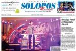 Halaman Depan Harian Umum Solopos edisi Minggu, 24 Mei 2015