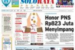 Halaman Soloraya Harian Umum Solopos edisi Jumat, 22 Mei 2015