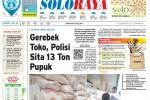 Halaman Soloraya Harian Umum Solopos edisi Jumat, 29 Mei 2015