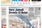 Halaman Soloraya Harian Umum Solopos edisi Kamis, 7 Mei 2015