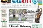 Halaman Soloraya Harian Umum Solopos edisi Sabtu, 30 Mei 2015