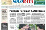 Halaman Soloraya Harian Umum Solopos edisi Selasa, 26 Mei 2015