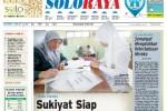 Halaman Soloraya Harian Umum Solopos edisi Selasa, 5 Mei 2015