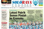 Halaman Soloraya Harian Umum Solopos edisi Senin, 4 Mei 2015