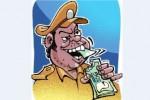 Ilustrasi polisi koruptor (pixshark.com)