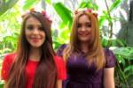 Jebe and Patrecia di JHV X Factor ID (Twitter.com)