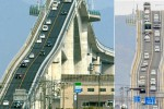 Jembatan Eshima Ohasahi 3 (Dailymail.co.uk)