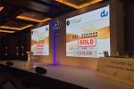 Lelang nomor cantik di Dubai (Thenewsteller.com)