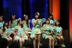 Member JKT48 di Mata Najwa Metro TV. (Twitter.com)