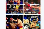 Meme Floyd Mayweather Jr versus Manny Pacquiao (Path.com/@handykid)