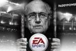 Meme Sepp Blatter berada di balik jeruji besi (101greatgoals.com)