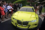 Mobil konsep BMW Hommage. (Carscoops.com)