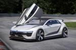 Mobil konsep VW Golf GTE. (Gizmag.com)