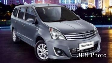Nissan Grand Livina. (Nissan.co.id)