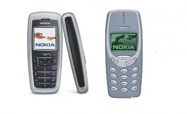 Nokia 2600, Nokia 3310 (Telegraph.co.uk)