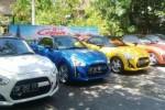 Peluncuran Daihatsu Copen di Bali. (Okezone.com)