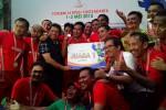 Pemenang Porseni BPDSI (JIBI/Harian Jogja/Eka Tanjung)