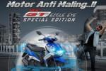 Poster Yamaha GT Eagle Eye Autosafe Antimaling. (Detik.com)