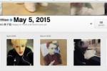 Profil baru Instagram Tao Exo (Koreaboo)