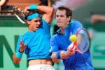 ROMA MASTERS 2015 : Nadal dan Federer ke Perempatfinal, Murray Mengundurkan Diri