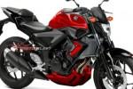 Render Desain Yamaha MT-25. (Motoblast.org)