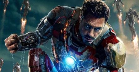Robert Downey berperan sebagai Tony Stark atau Iron Man (Screenrant.com)