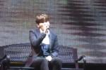 Ryeowook Suju saat menyanyi lagu Bunga Terakhir Bebi Romeo (Youtube.com)