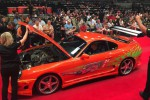 Suasana lelang Toyota Supra Paul Walker di Mecum Auction. (Autoevolution.com)
