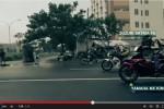 Suzuki Satria FU vs Yamaha Jupiter MX King. (Istimewa/Youtube)