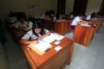 ilustrasi Ujian Nasional SMP (Burhan Aris Nugraha/JIBI/Solopos)