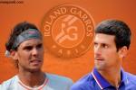 UNDIAN ROLAND GARROS : Nadal Bakal Tantang Djokovic di Delapan Besar