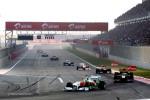 Ini dia sirkuit internasional Buddh di India yang akan digunakan pada balapan Formula One tahun 2016 mendatang. Ist/www.f1fanatic.co.uk