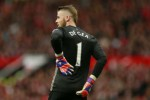 Kiper andalan MU De Gea kemungkinan batal gabung dengan Madrid. JIBI/Reuters/dok