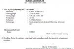 Berita gempa dari BMKG (JIBI/Harian Jogja/dok. BMKG)