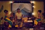 Ibu Sukodok saat melangsungkan pernikahannya dengan Peri Setyowati. (Istimewa)