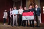 Tim mahasiswa UGM yang menang kompetisi di India (JIBI/Haian Jogja/dok. Ridwan Wicaksono dan Imadudin Madjid)