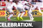 Rayakan Gol, Pemain Ini Lakukan Selebrasi Gaya Gorilla (Youtube)