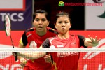 SINGAPORE OPEN : Greysia Polii/Nitya Krishinda Menangi Singapore Open