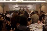 Kalangan perbankan menghadiri Sosialisasi Ketentuan yang Mengatur Pemblokiran Rekening Penanggung Pajak, Kamis (7/5/2015), di Royal Surakarta Heritage Hotel Solo. Acara itu diselenggarakan Kanwil Direktorat Jenderal Pajak (DJP) Jawa Tengah II bersama kantor Otoritas Jasa Keuangan (OJK) Solo. (Noer Atmaja/JIBI/Soloposfm)
