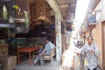 Suasana Pasar Burung Wates, Kecamatan Wates, Jumat (22/5/2015). Pasar ini mengalami renovasi agar lebih layak ditempati pedagang dan dikunjungi pembeli. (JIBI/Harian Jogja/Rima Sekarani I.N)