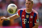 Pemain Jerman Bastian Schweinsteiger ini jadi burun MU dan Real Madrid. Ist/skysports.com