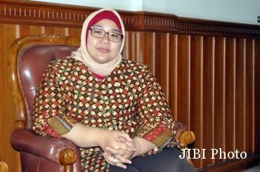 Kusdinar Untung Yuni Sukowati (Kurniawan/JIBI/Solopos)