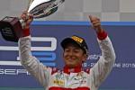 Rio Haryanto raih juara Sprint Race (Liputan6.com)